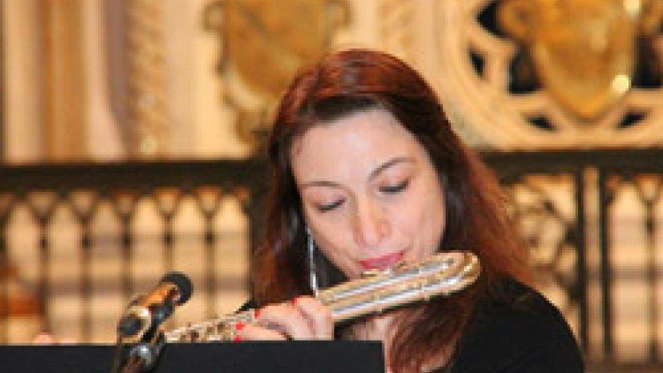 """""""Notti magiche sotto le stelle"""": Monica Moroni e il suo flauto a settembre a Tuscania"""
