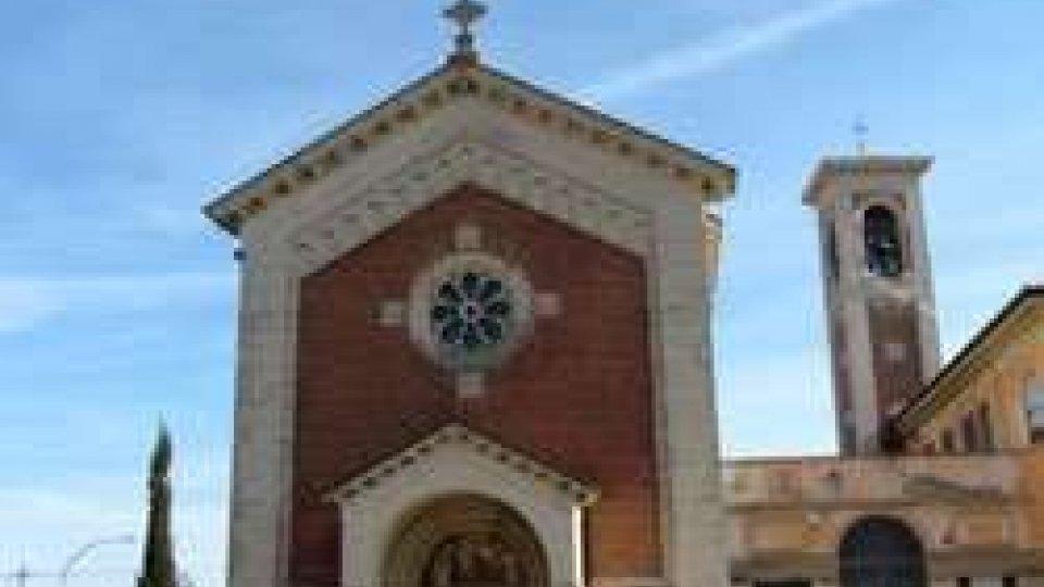 la Chiesa di Domagnano