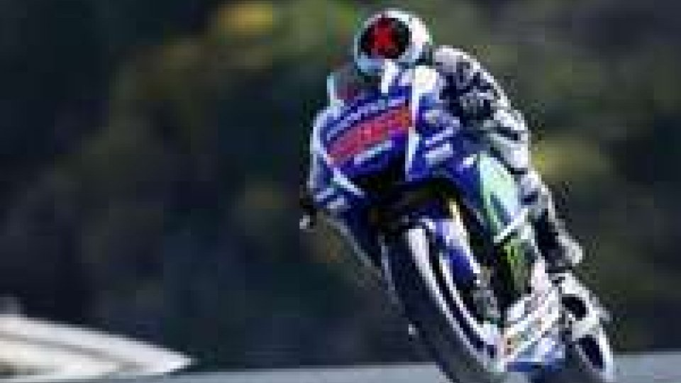 GP Spagna: Jorge Lorenzo davanti a tutti