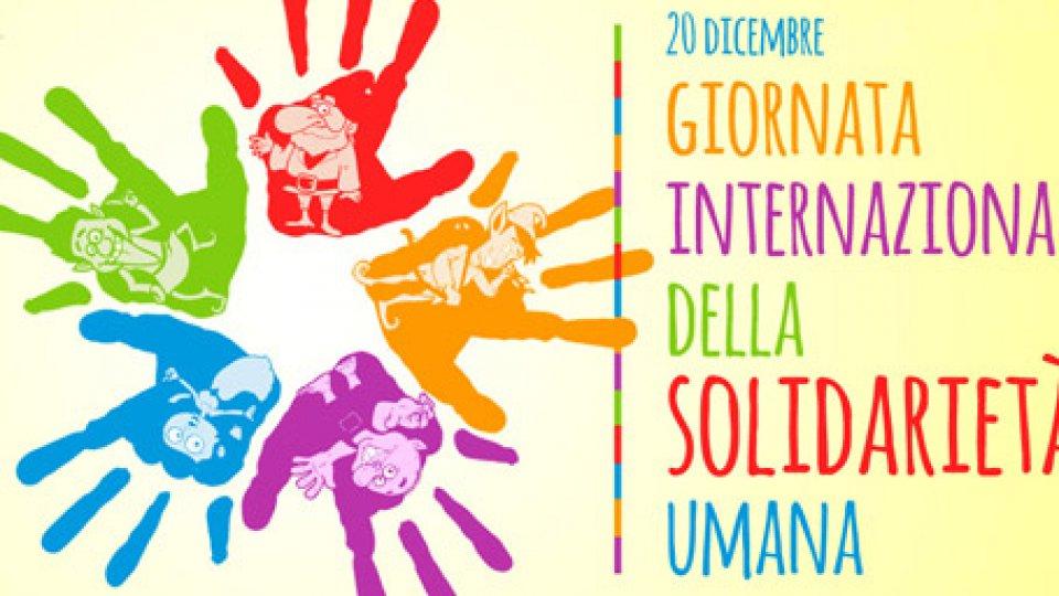 20 dicembre: Giornata internazionale della solidarietà