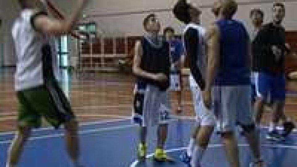 Verso il Lussemburgo, basket: clima euforico in vista dei GiochiVerso il Lussemburgo, basket: clima euforico in vista dei Giochi
