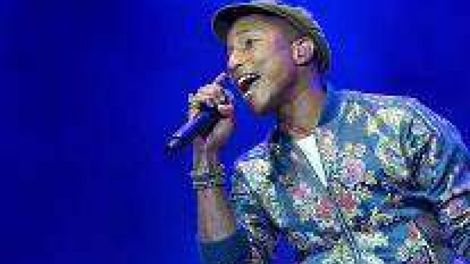 Apple Music Fest, c'è Pharrell Williams