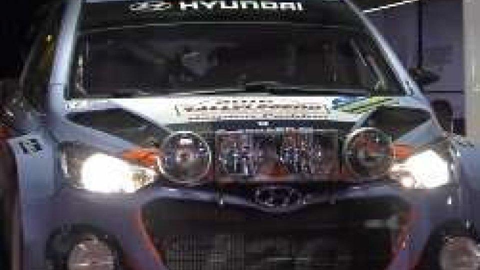 Rally Legend: la tappa notturnaRally Legend: la tappa notturna