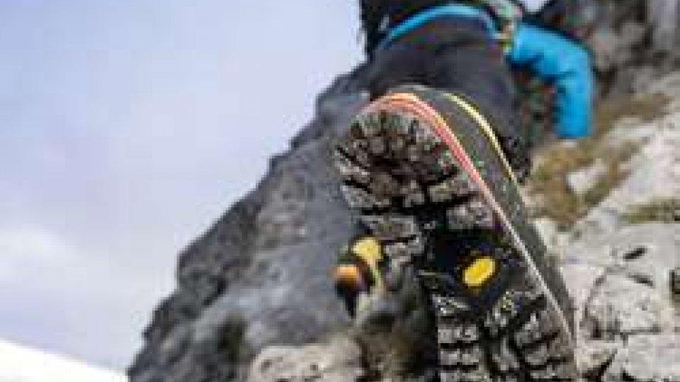 Alpinista riminese cade durante scalata