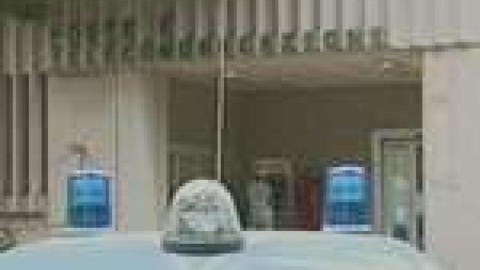 Rimini: rapina alle Poste di via Marconi