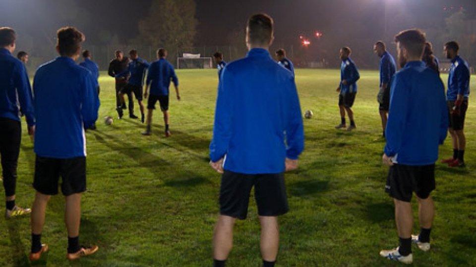 allenamentoGiorno di vigilia per la Nazionale, domani San Marino-Moldavia
