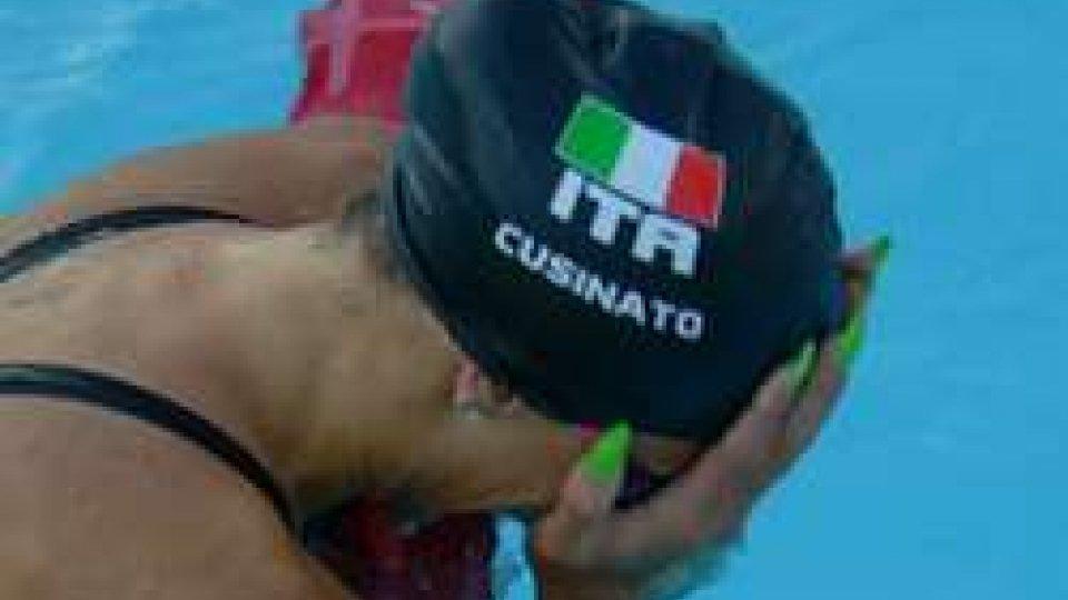 Le emozioni non sono mancate al Foro ItalicoNuoto: va in scena la 55esima edizione del Trofeo Settecolli
