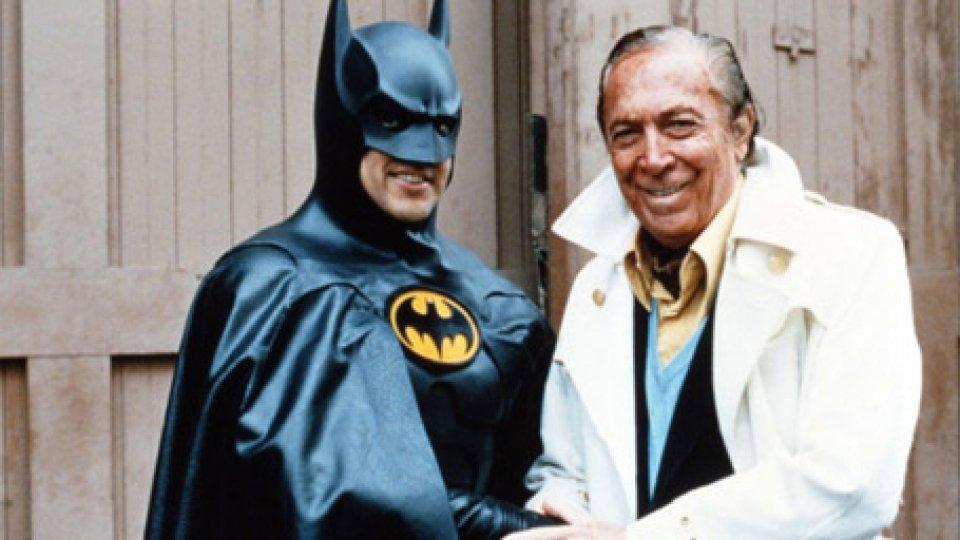 Batman e Bob Kane