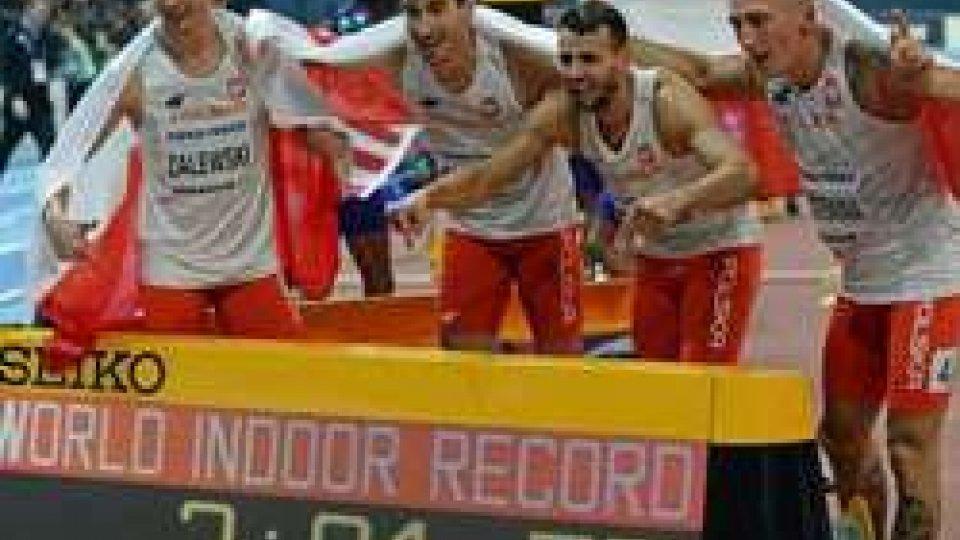 record mondiale della Polonia