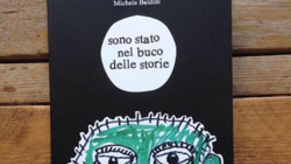 'Sono stato nel buco delle storie': presentazione del libro che raccoglie i disegni di Michele Baldini