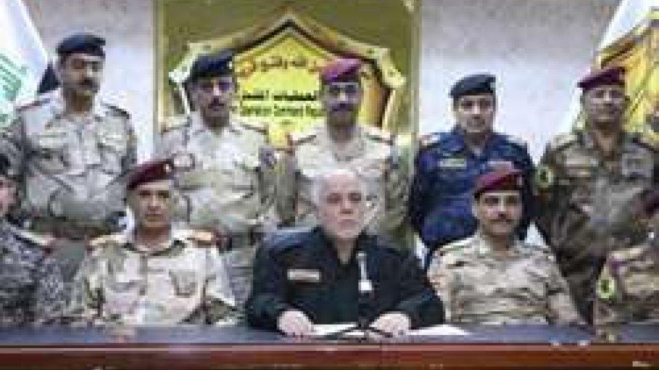 primo ministro iracheno al HabadiIraq: al via l'attacco per riconquistare Mosul dalla morsa dell'Isis