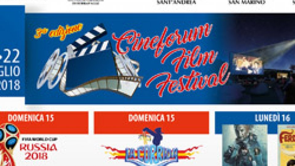 Cineforum Film Festival 2018