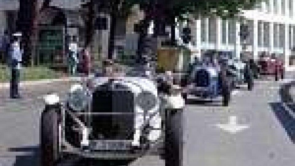 Passa la Mille Miglia: traffico deviato in Città e Borgo