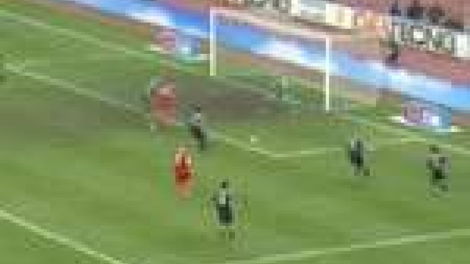 Bari-Cesena 1-1