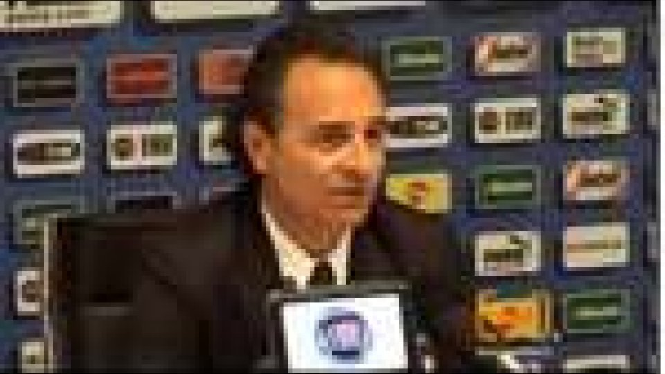 """Cesare Prandelli: """"Giocatori vogliosi di tornare subito ad allenarsi""""Cesare Prandelli: """"Giocatori vogliosi di tornare subito ad allenarsi"""""""