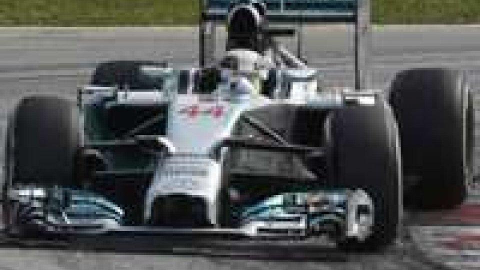 F1:  vince Hamilton, 4° Alonso con la Ferrari