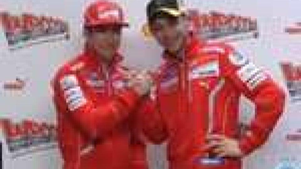 Per Valentino Rossi è ufficialmente iniziata l'era Ducati