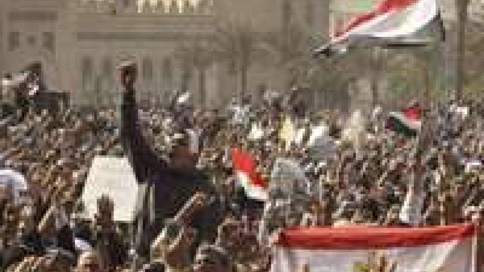 Egitto in caos