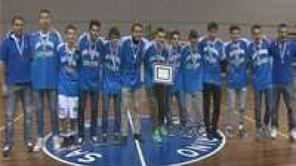 San Marino, basket: l'Under 18 nella Hall of FameSan Marino, basket: l'Under 18 nella Hall of Fame