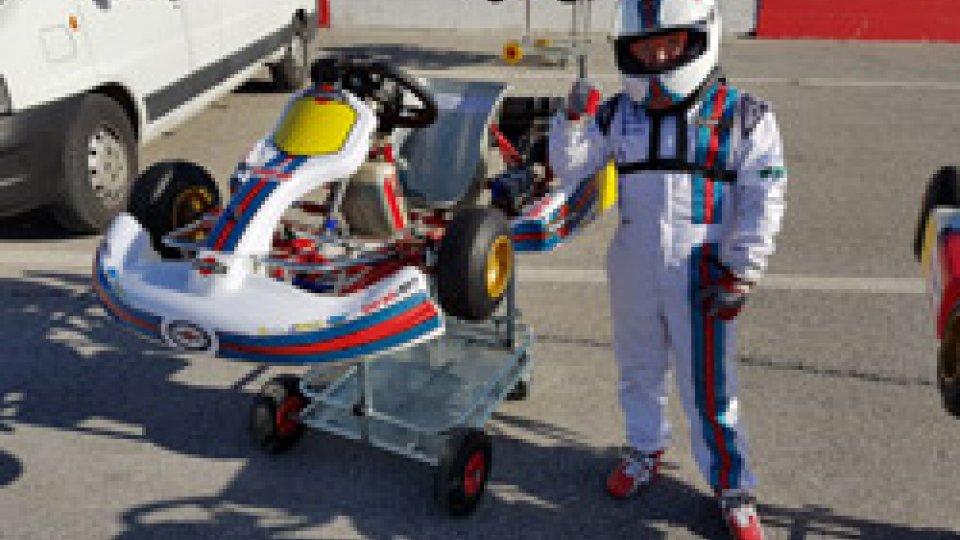 Scuderia San Marino: Alessandro Bernardi a Cervia per la sua primissima gara