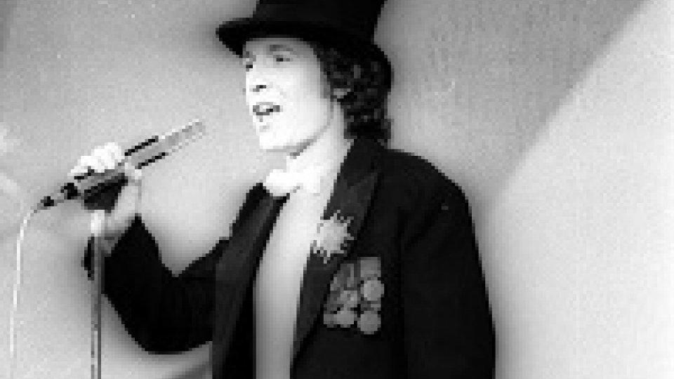 Si gira la clip di 'Gianna' di Rino Gaetano 40 anni dopo