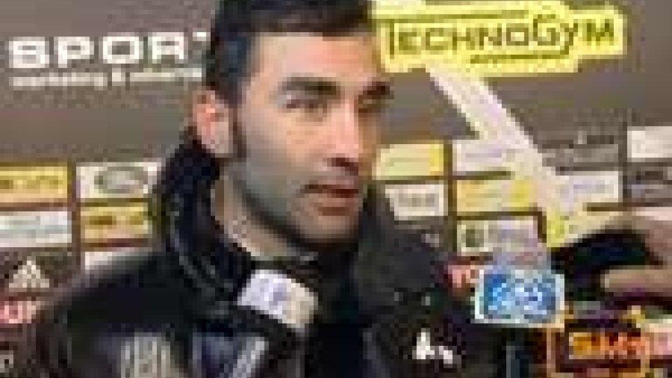 (Foto Giuseppe Colucci) Cesena-Novara 3-1