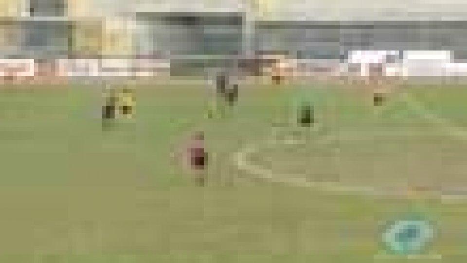 Serie D: Real Rimini–Recanatese 0-2Real Rimini-Recanatese 0-2