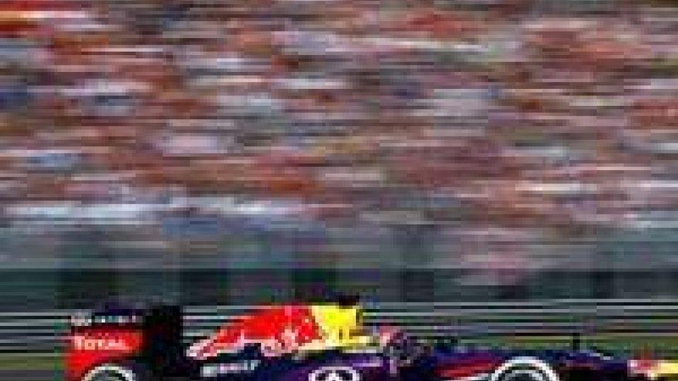A Monza Vettel conquista la sesta vittoria