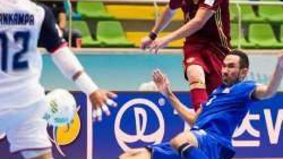 Futsal, in semifinale sarà Russia-Iran: ko Spagna e ParaguayMondiali futsal, in semifinale sarà Russia-Iran: ko Spagna e Paraguay