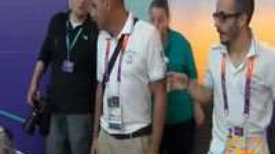 Olimpiadi 2012. La Delegazione Sammarinese è sbarcata a Londra