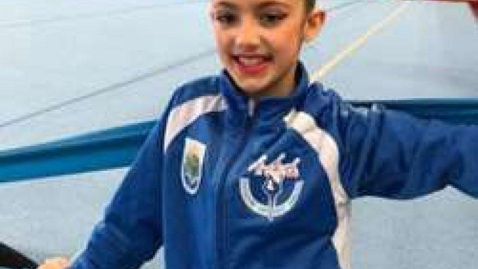 Ginnastica Ritmica: piccole ginnaste crescono