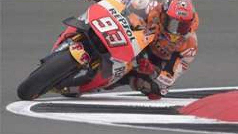 GP Aragon: Honda protagonista sull'asfalto spagnolo