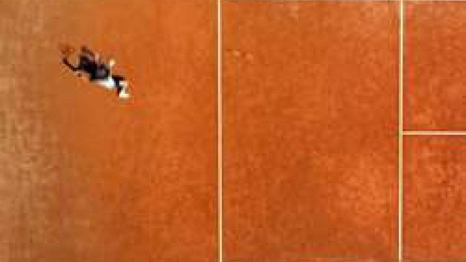 DÈI del tennis sul grande schermo del CONCORDIA