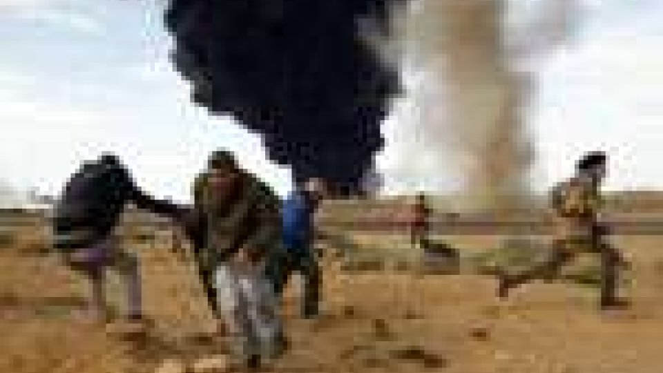 Libia: raid della coalizione su Sirte e Tripoli