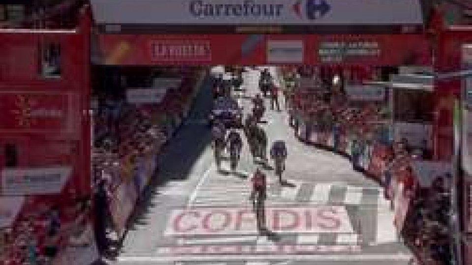 La vittoria di Nibali