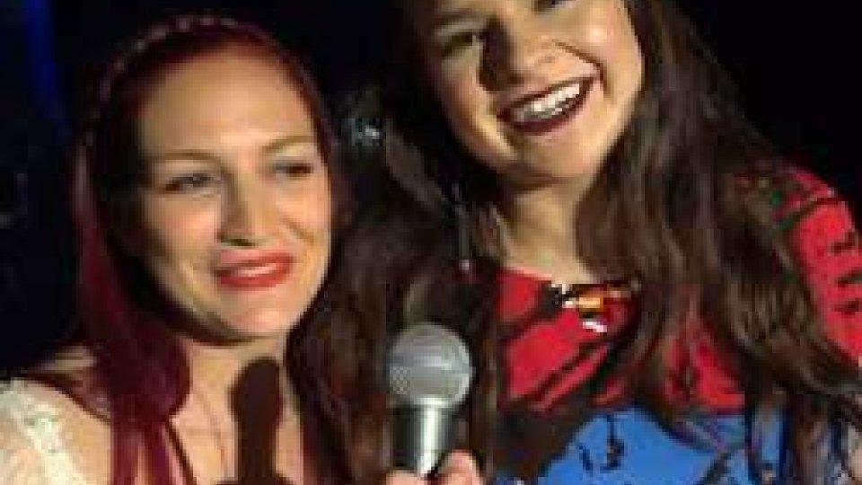 Jessika e JeniferEurovision: penultima tappa del tour ad Amsterdam
