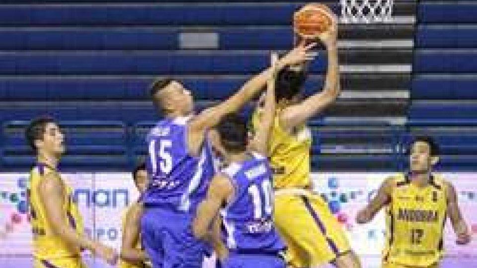 Basket Europei U16: Andorra batte San Marino 67-50