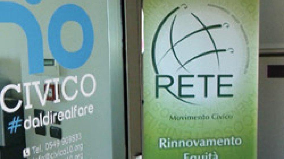 Civico10 attacca Rete