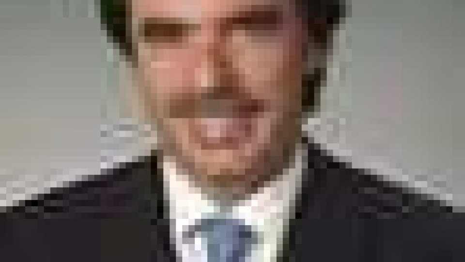 Aznar a colloquio con la delegazione democristiana