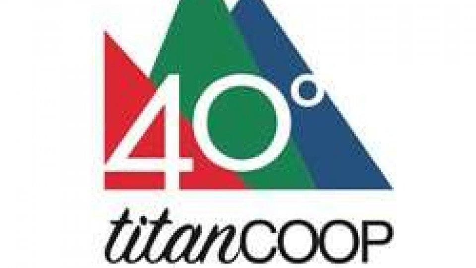 40° anniversario di Titancoop