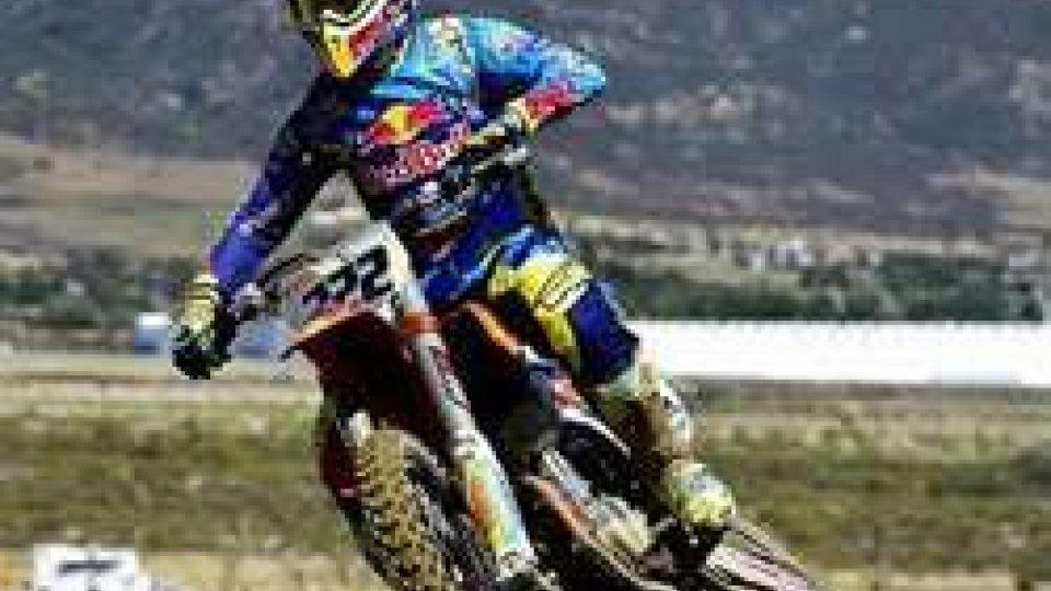 Antonio CairoliMotocross: Cairoli al rientro, Gajser vede il titolo
