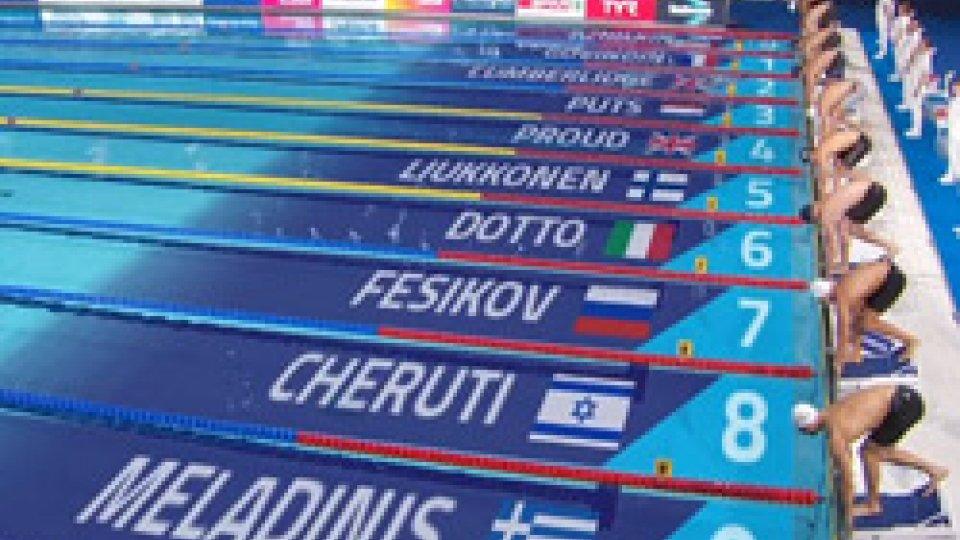 Miniera di metalli per l'Italia nel nuotoEuropei, in piscina è grand'Italia