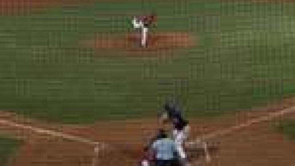 San Marino - Baseball. La T&A vince anche gara3 contro Novara. 15-3 il finale