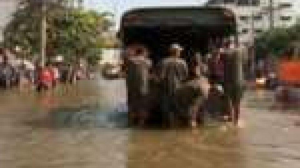 Emergenza senza fine in Thailandia