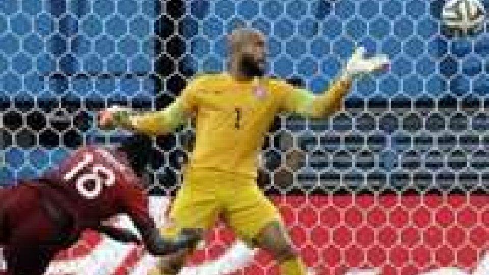 Mondiali: Usa - Portogallo 2-2, per i lusitani si fa davvero dura