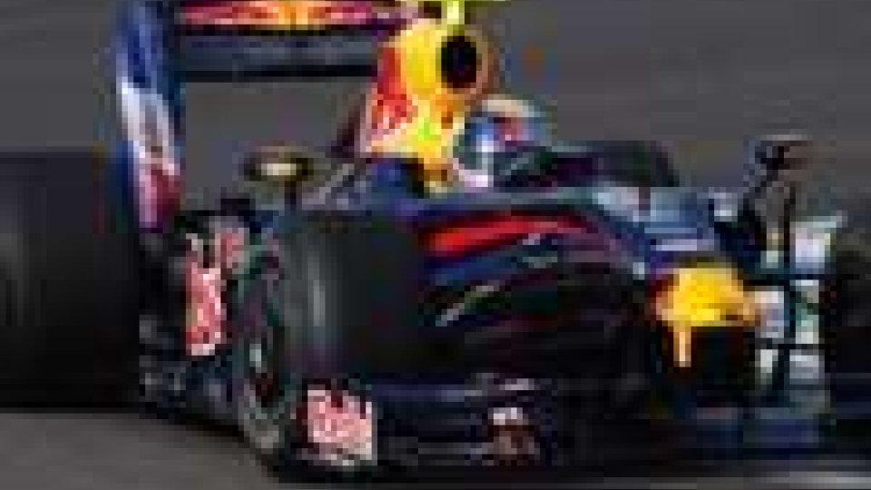 Formula 1. Pole position a Vettel davanti a Button, Webber e  Alonso