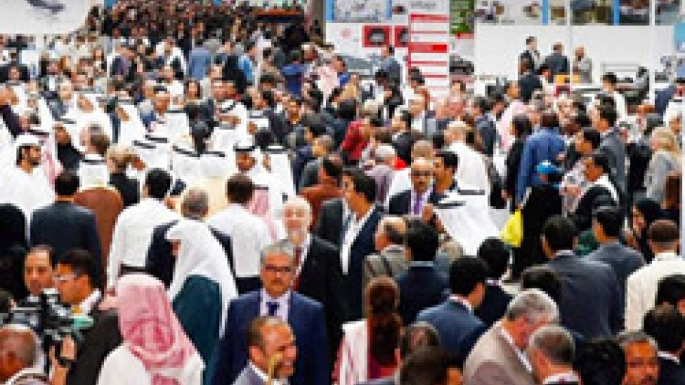 Tiss'You a Dubai per l'Arab Health