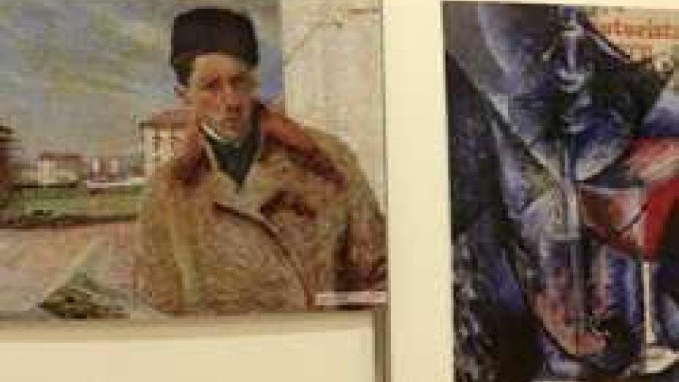 """""""Umberto Boccioni e il Futurismo""""Morciano celebra il """"suo"""" artista con la mostra """"Umberto Boccioni e il Futurismo"""""""