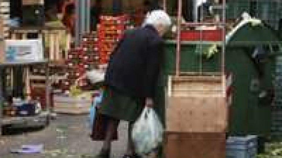 Crolla il potere d'acquisto delle pensioni