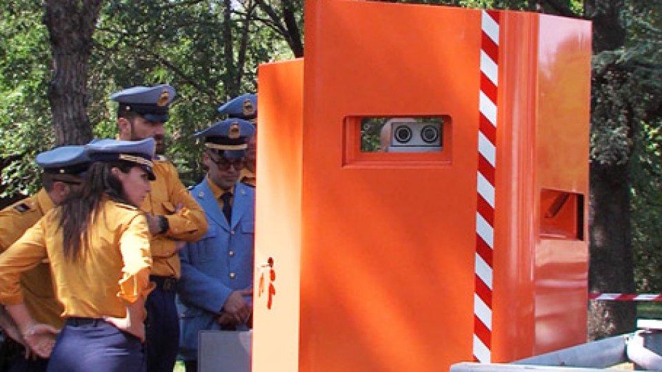 Autovelox a SerravalleSicurezza stradale: conto alla rovescia per 10 nuovi autovelox. E potrebbero arrivarne altri